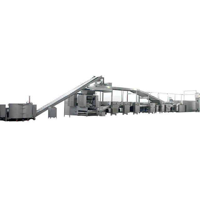 FULL AUTOMATIC HARD AND SOFT BISCUITS PRODUCTION LINE
