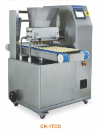 Tray Type Cookie Making Machine